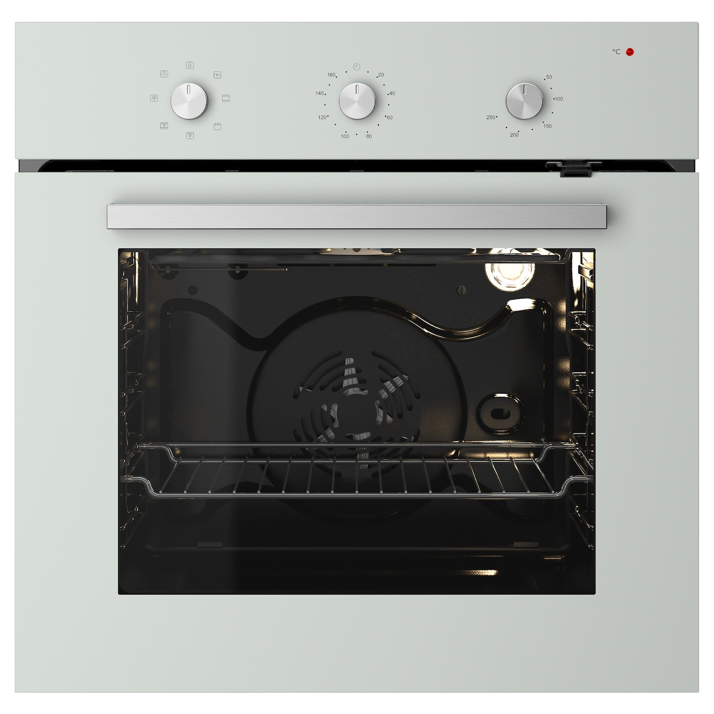 IKEA REALISTISK oven 5 year guarantee. Read about the terms in the guarantee brochure.