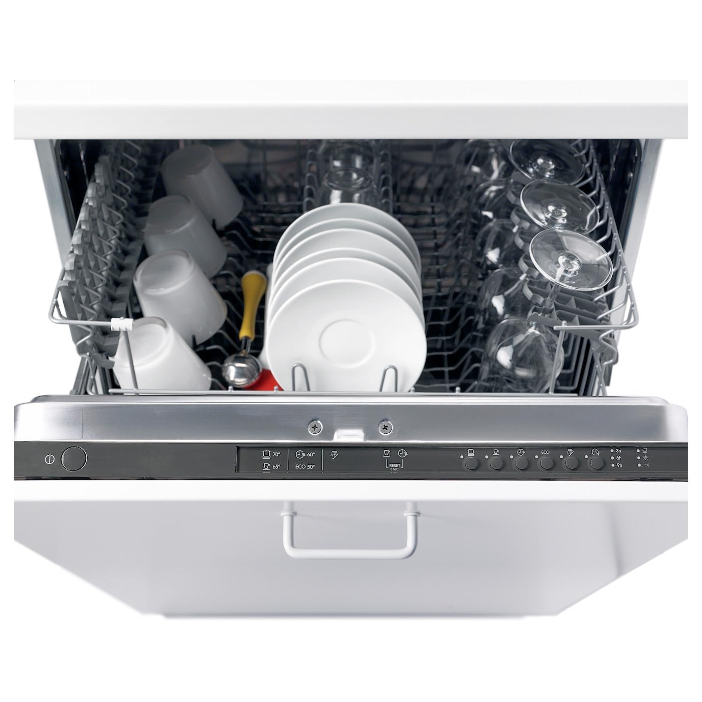 reng ra integrated dishwasher grey a ikea. Black Bedroom Furniture Sets. Home Design Ideas