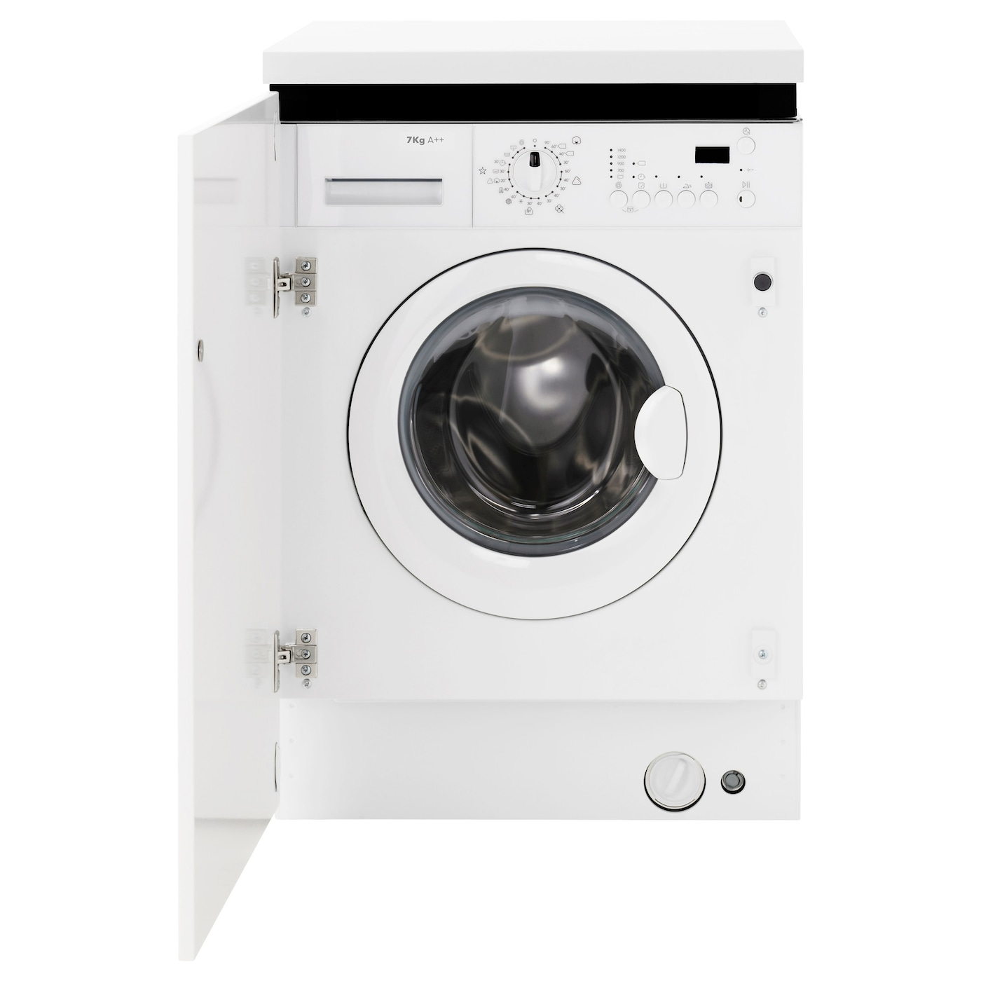 IKEA RENLIG integrated washing machine