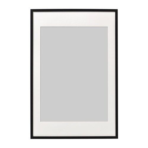 RIBBA Frame Black 61 x 91 cm - IKEA