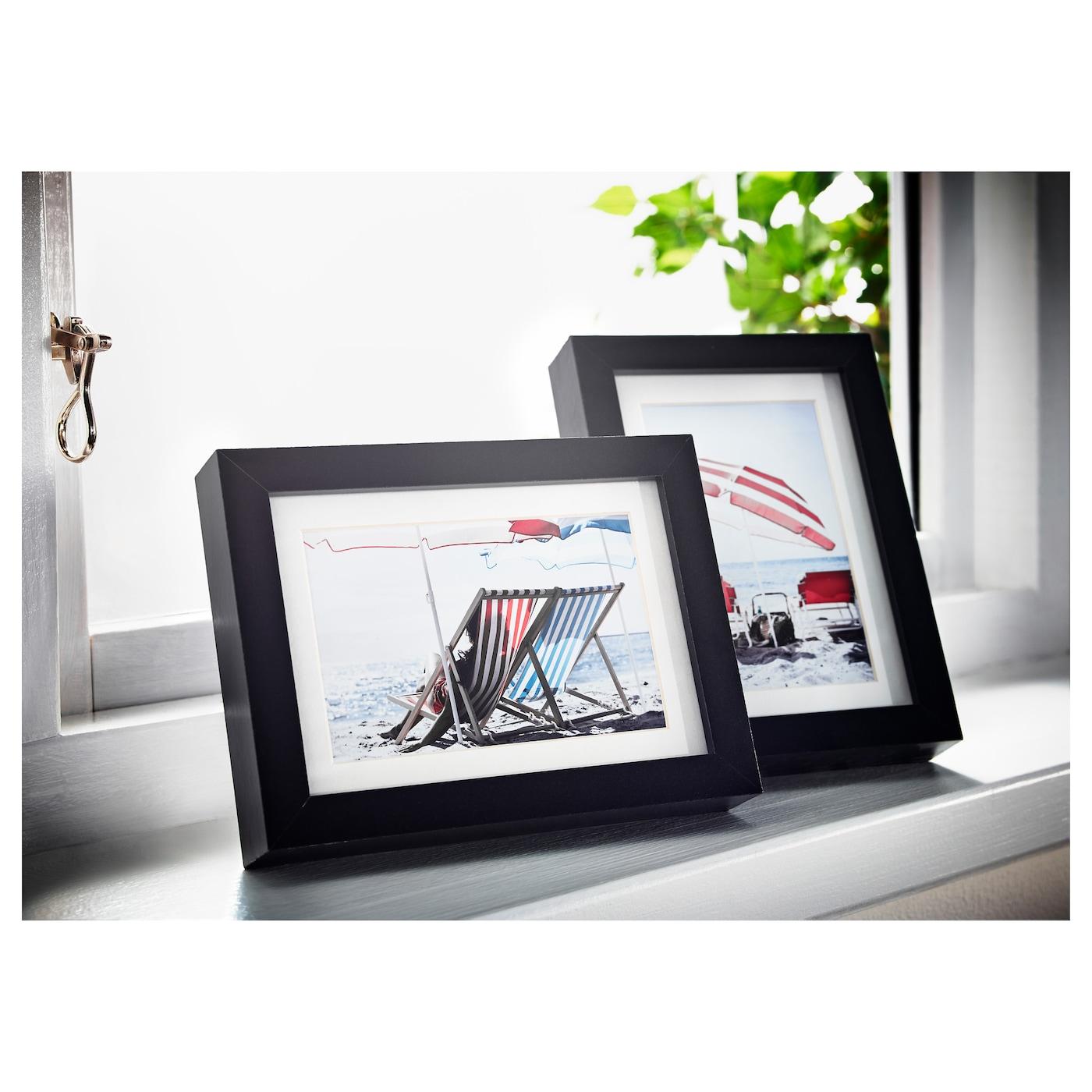 RIBBA Frame Black 13x18 cm - IKEA