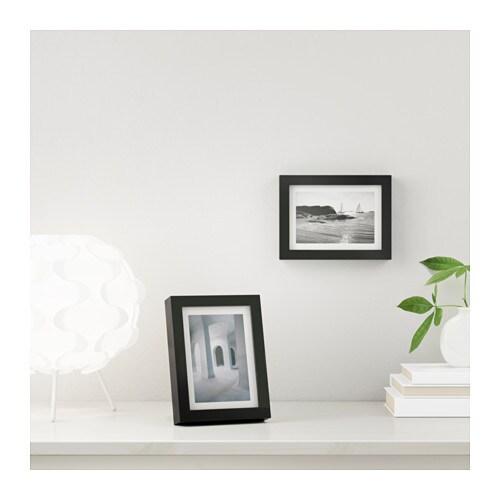 RIBBA Frame Black 21 x 30 cm - IKEA