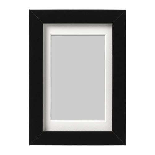 Ikea Ribba Frame Ph Neutral Mount Will Not Discolour The Picture