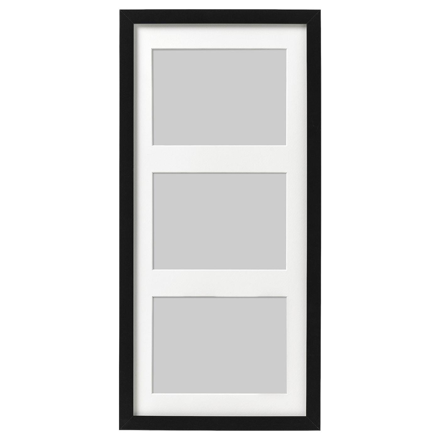 RIBBA Frame Black 50 x 23 cm - IKEA