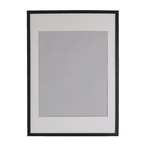 ribba frame black 50 x 70 cm ikea. Black Bedroom Furniture Sets. Home Design Ideas