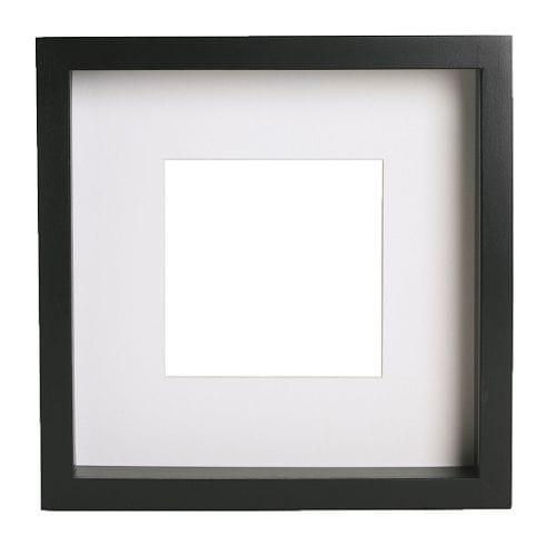 ribba frame black 23x23 cm ikea. Black Bedroom Furniture Sets. Home Design Ideas