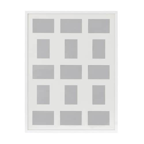 RIBBA Frame for 15 pictures White 60 x 80 cm - IKEA