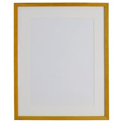 RIBBA Frame, oak effect, 30x40 cm