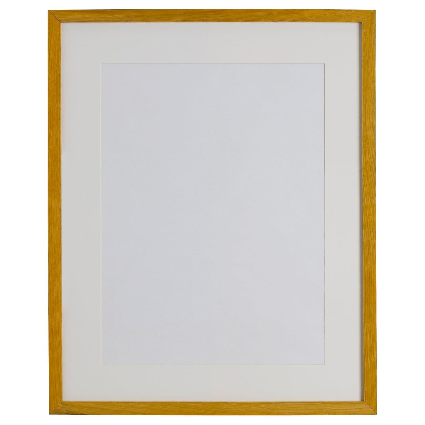RIBBA Frame Oak effect 40 x 50 cm - IKEA