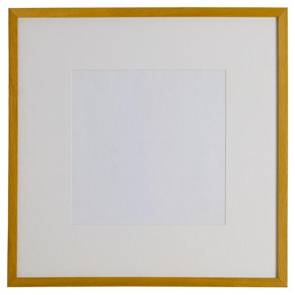RIBBA Frame, oak effect, 23x23 cm