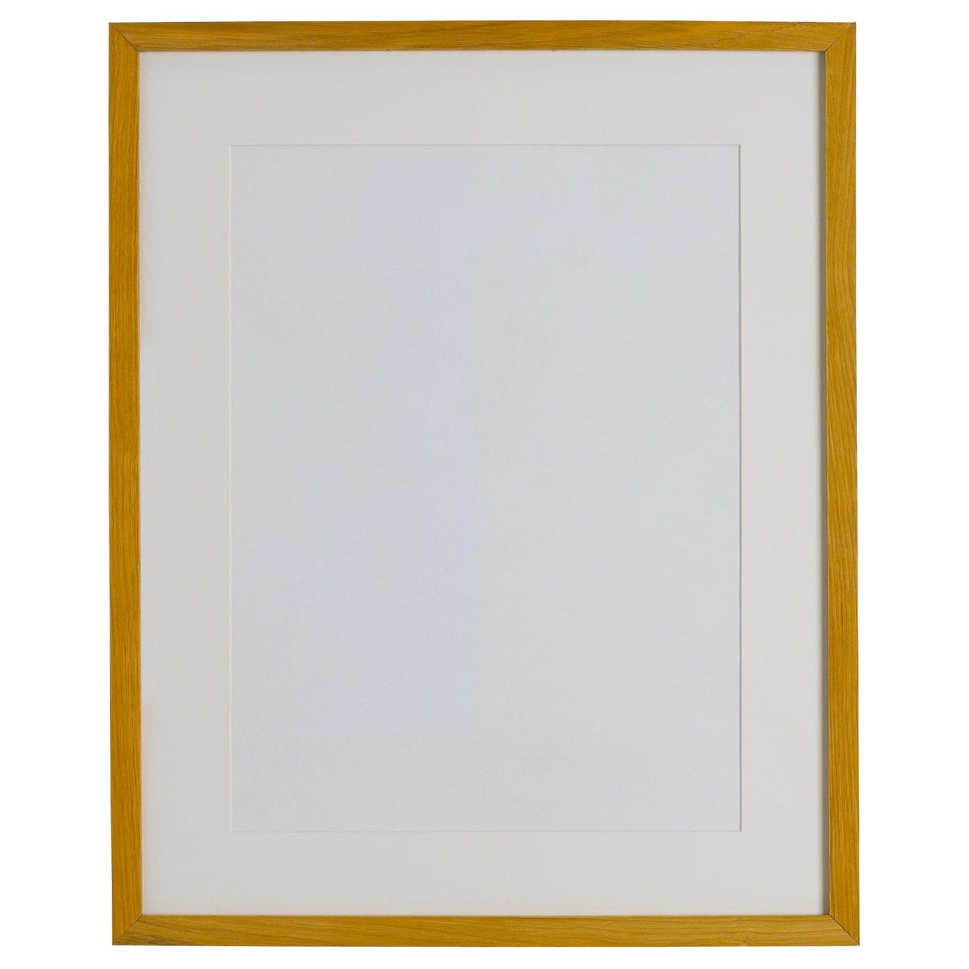 ribba frame oak effect 40x50 cm ikea. Black Bedroom Furniture Sets. Home Design Ideas