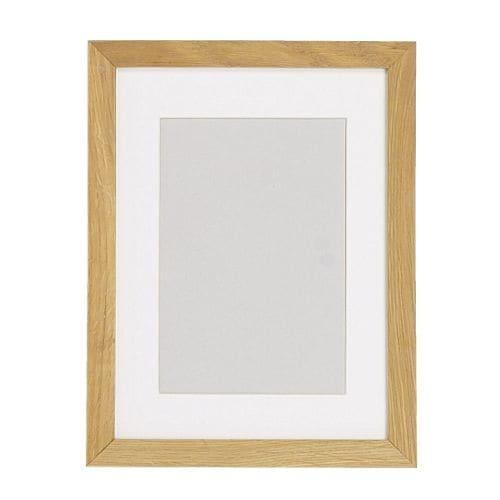 RIBBA Frame Oak effect 21 x 30 cm - IKEA