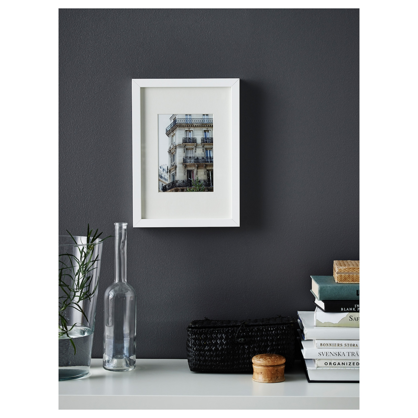 Ribba Frame White 21 X 30 Cm Ikea