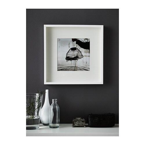 ribba frame white 50x50 cm ikea. Black Bedroom Furniture Sets. Home Design Ideas