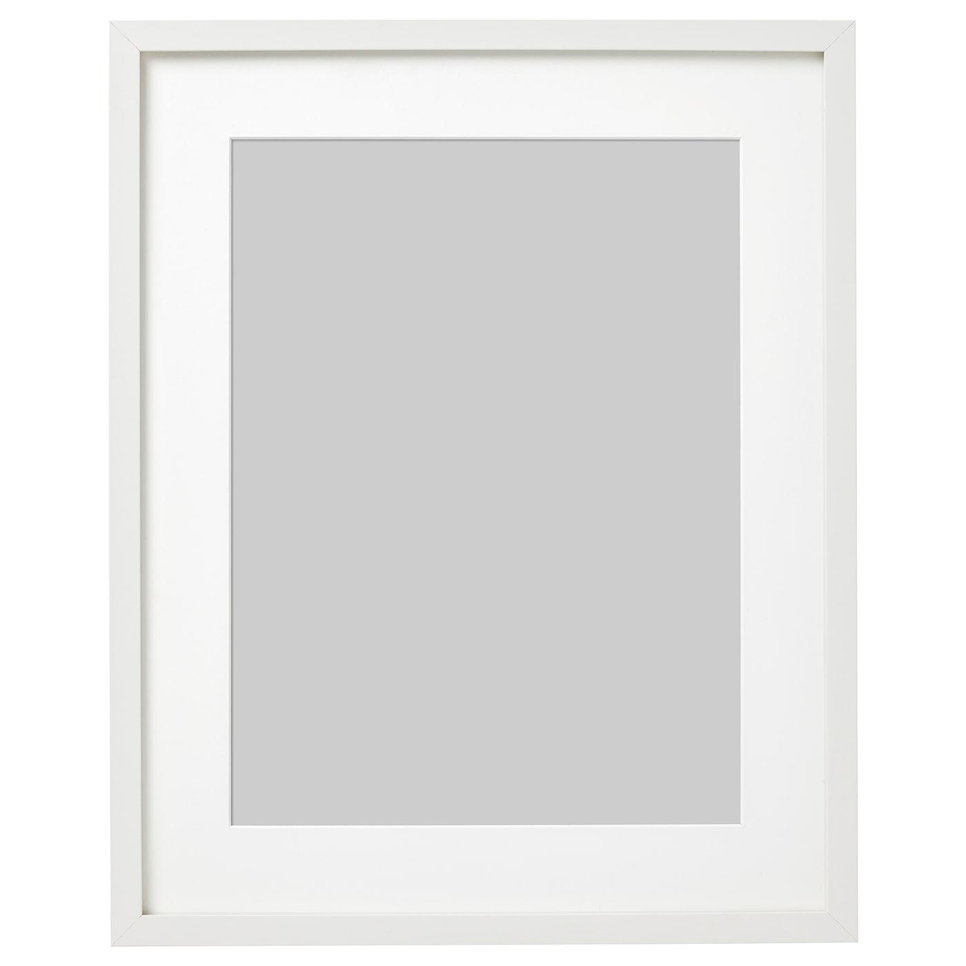 Ikea Orlando Large Family Showroom Scenario: RIBBA Frame White 40 X 50 Cm