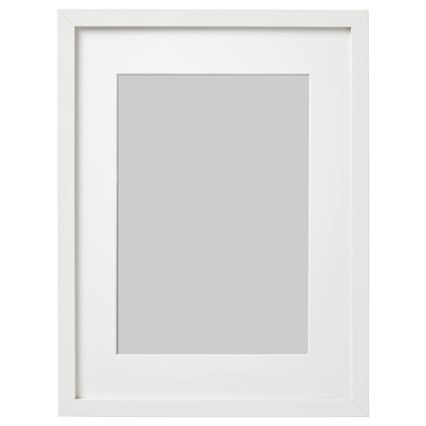 Ribba White Frame 30x40 Cm Ikea