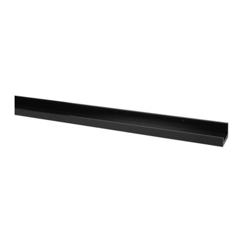 Ikea Wandregal Ribba ~ RIBBA Picture ledge IKEA The picture ledge makes it easy to vary your