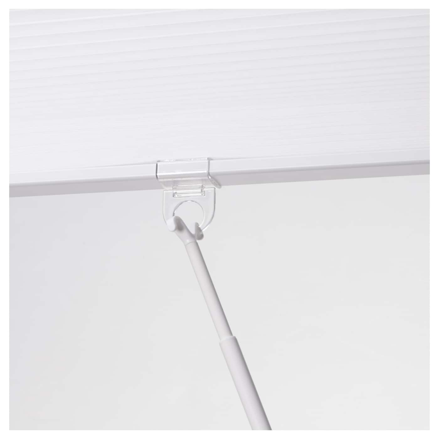 IKEA RIKTIG draw rod Makes it easy to pull down or push up a cordless roller blind.