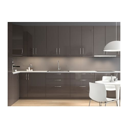 ringhult door high gloss grey 40x80 cm ikea. Black Bedroom Furniture Sets. Home Design Ideas