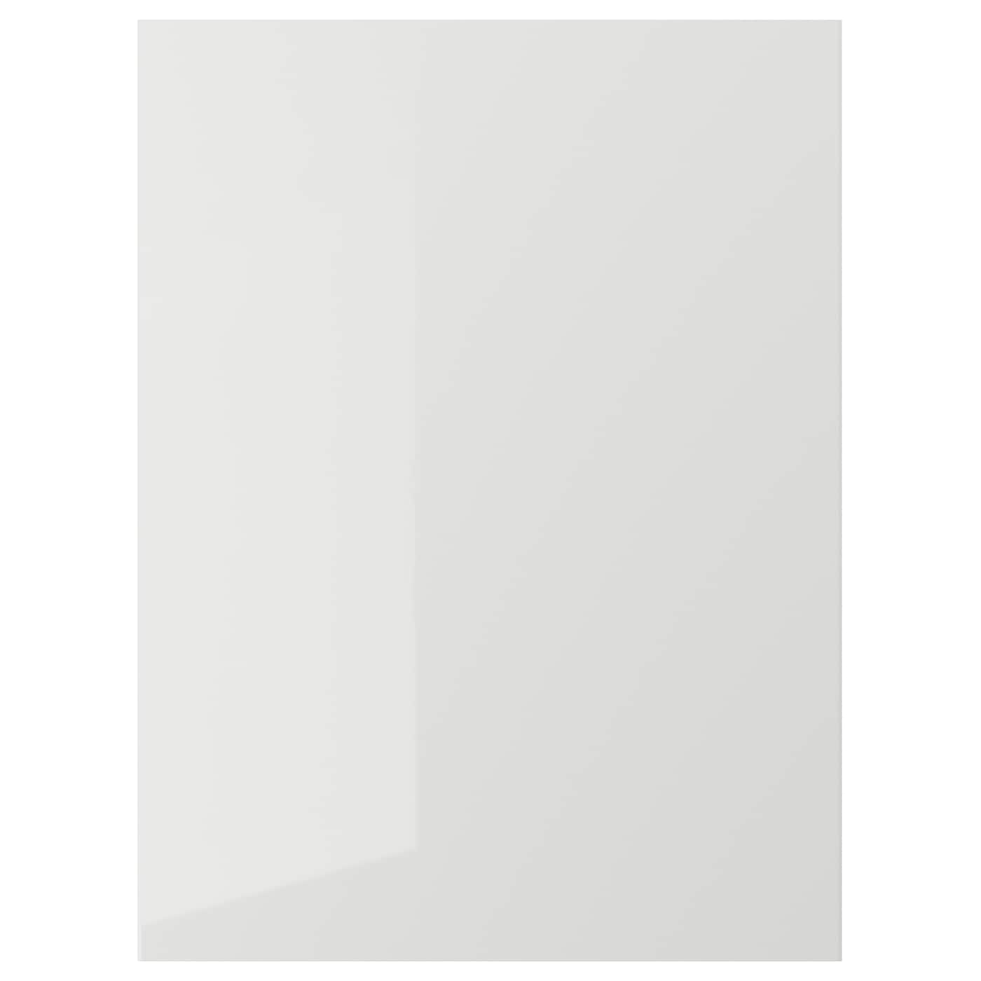 Ringhult Door High Gloss White 60 X 80 Cm: Replacement Kitchen Doors