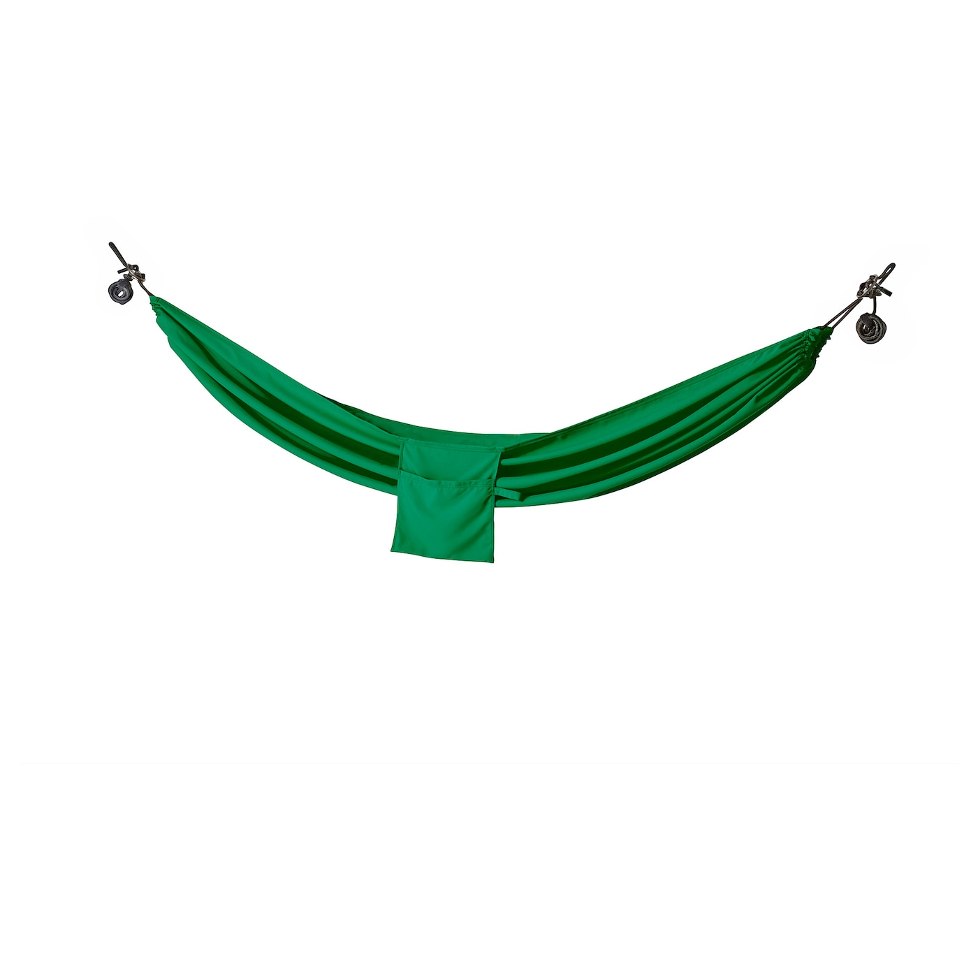IKEA RISÖ hammock Easy to hang up with the included hooks, no need to tie knots.