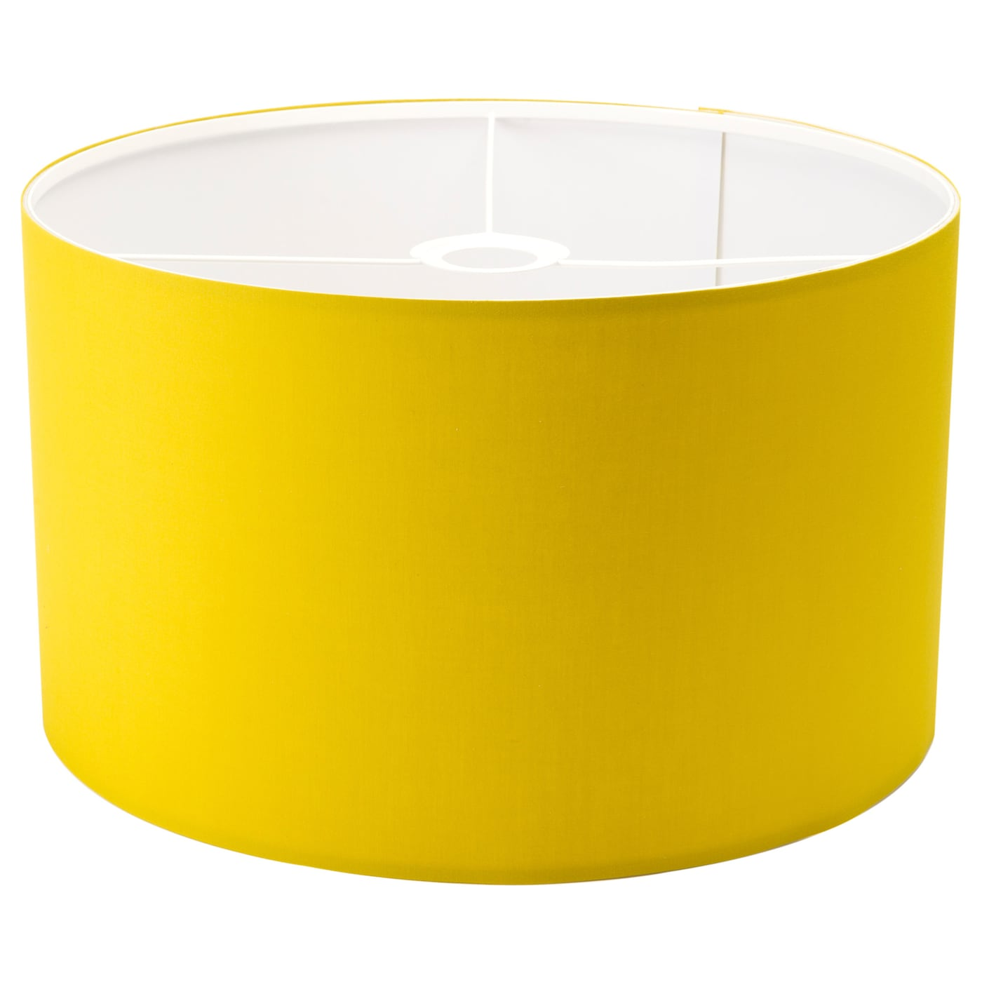 Rismon shade yellow green white 40 cm ikea - Abat jour jaune moutarde ...