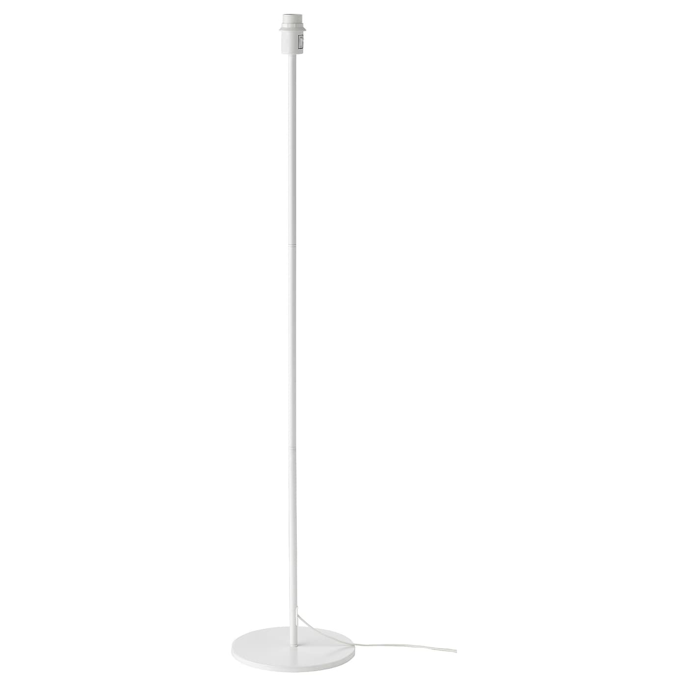Rodd floor lamp base white ikea ikea rodd floor lamp base aloadofball Image collections