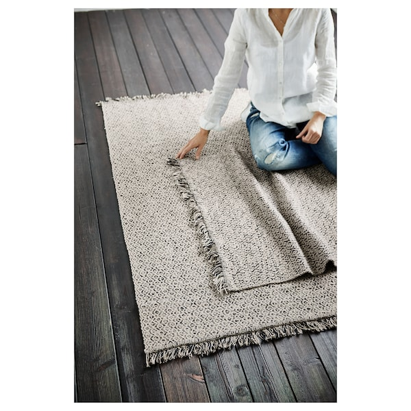 Natural Rug Flatwoven 80x150 Cm Ikea