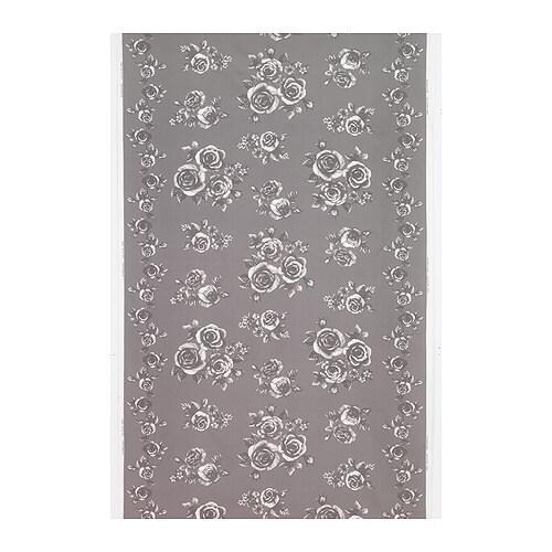 ROSMARIE Fabric, grey/white
