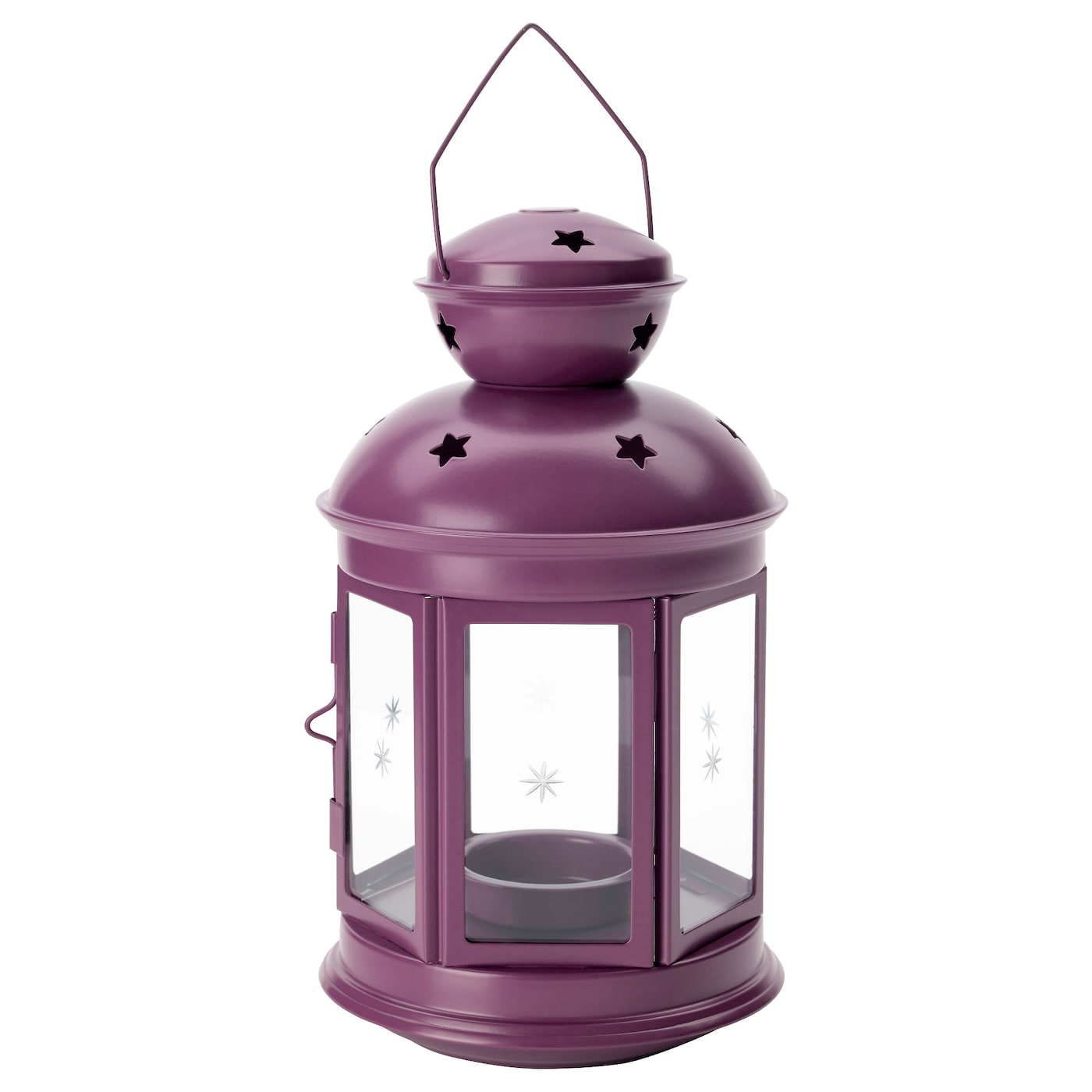 IKEA ROTERA lantern for tealight, in/outdoor Suitable for both indoor and outdoor use.