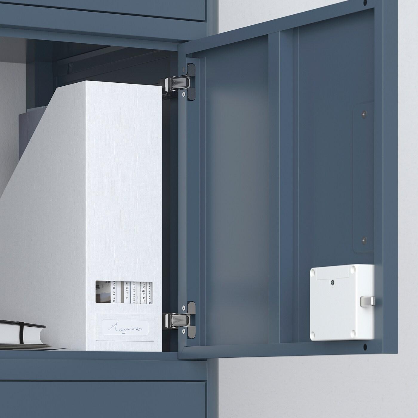 ROTHULT white, Smart lock IKEA