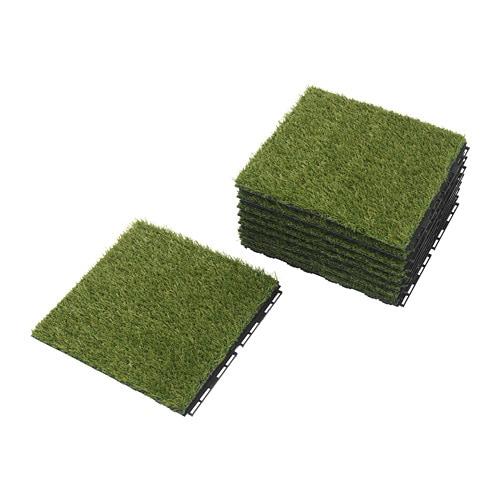 Runnen Floor Decking Outdoor Artificial Grass 0 81 M Ikea