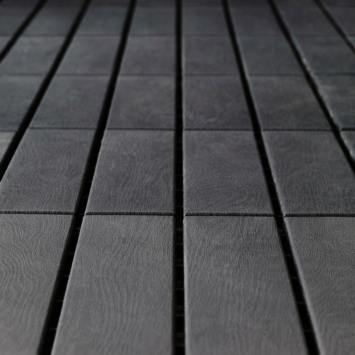 Runnen Dark Grey Floor Decking