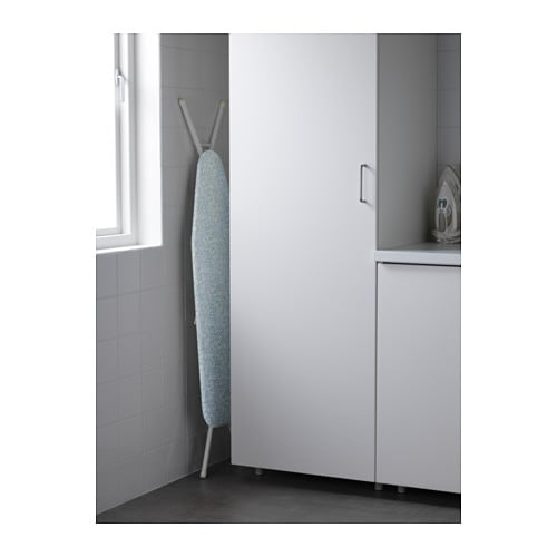 IKEA RUTER ironing board Can be adjusted to a working height that suits you.