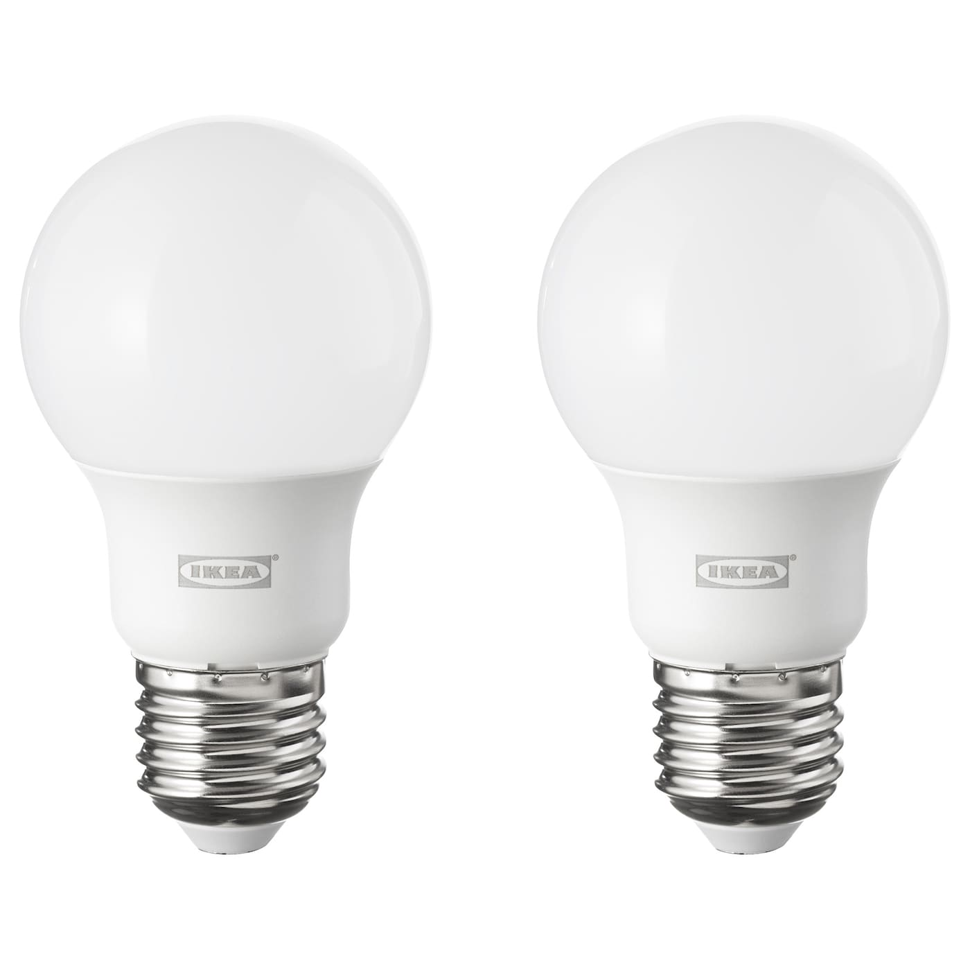 Light Bulbs Led Accessories Ikea To A Small Lightbulb With Just One Battery And Wire Ryet Bulb E27 600 Lumen