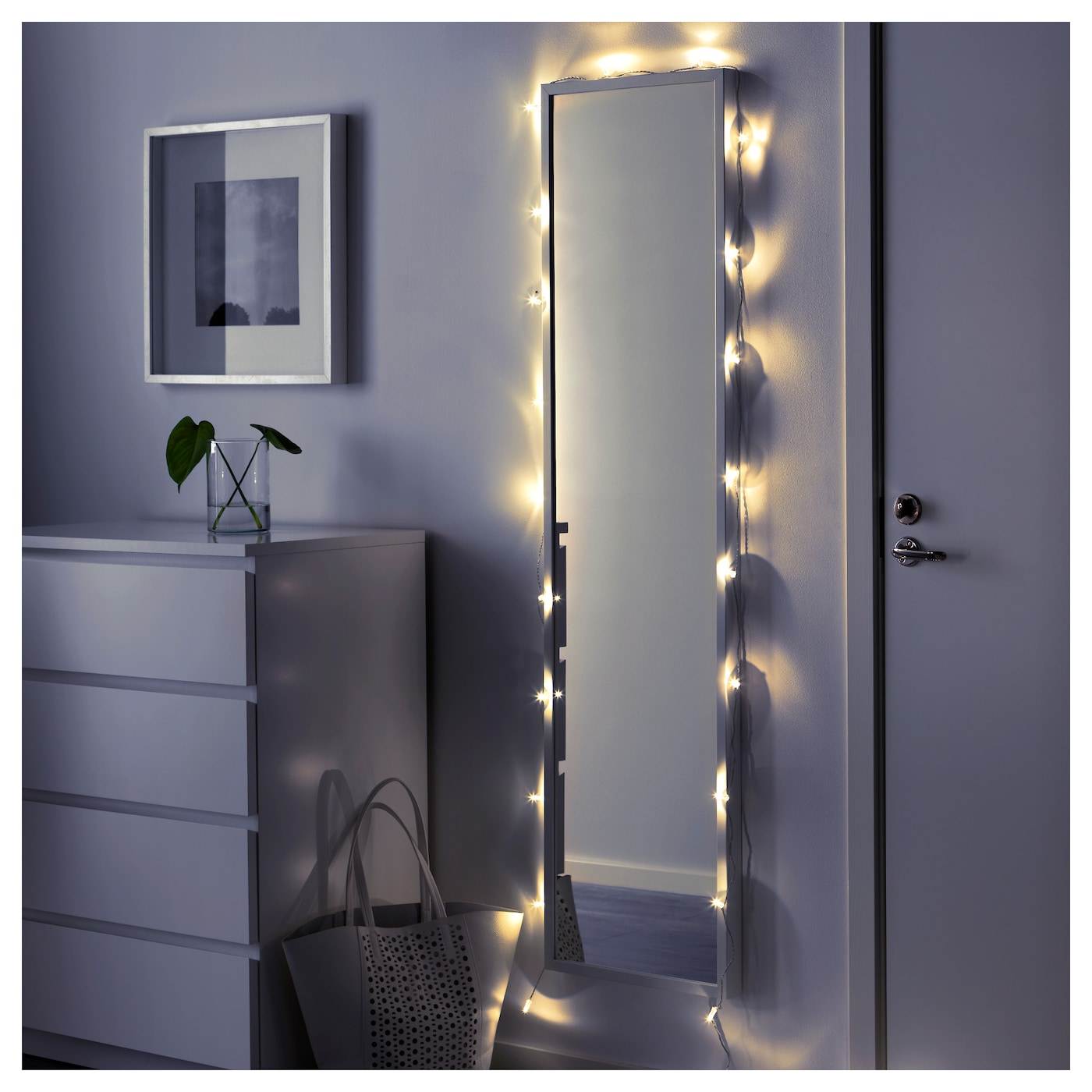 IKEA SÄRDAL LED lighting chain with 24 lights
