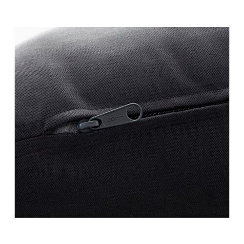 S–DERHAMN 3 seat sofa Samsta dark grey IKEA