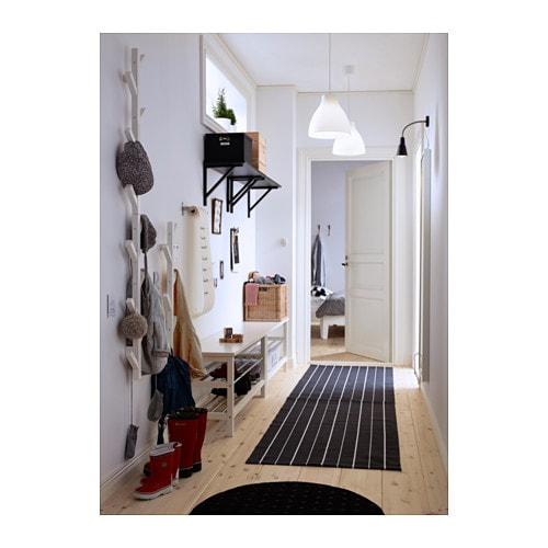 Ikea SÖften Rug Flatwoven Easy To Keep Clean Since It Is Machine Washable
