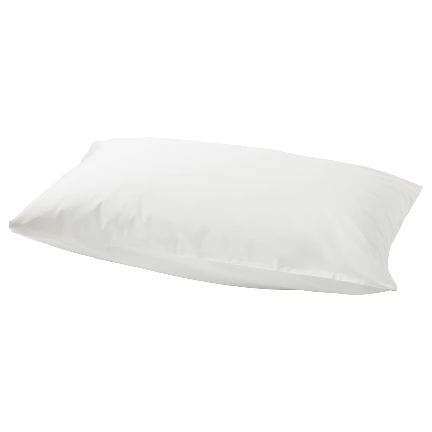 IKEA SÖMNTUTA pillowcase Made in 100% cotton - a natural and durable material.