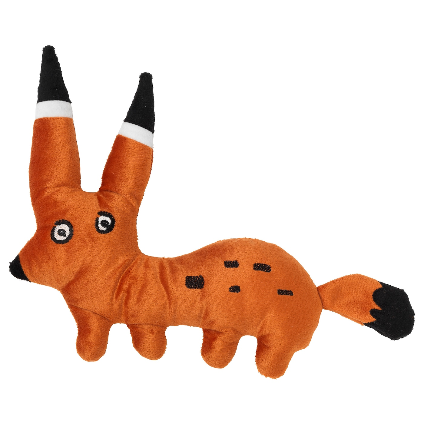 sagoskatt soft toy fox ikea