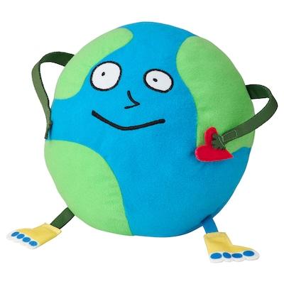 SAGOSKATT Soft toy, Globe man