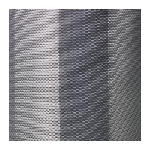 SALTGRUND Shower curtain Grey 180x180 cm - IKEA