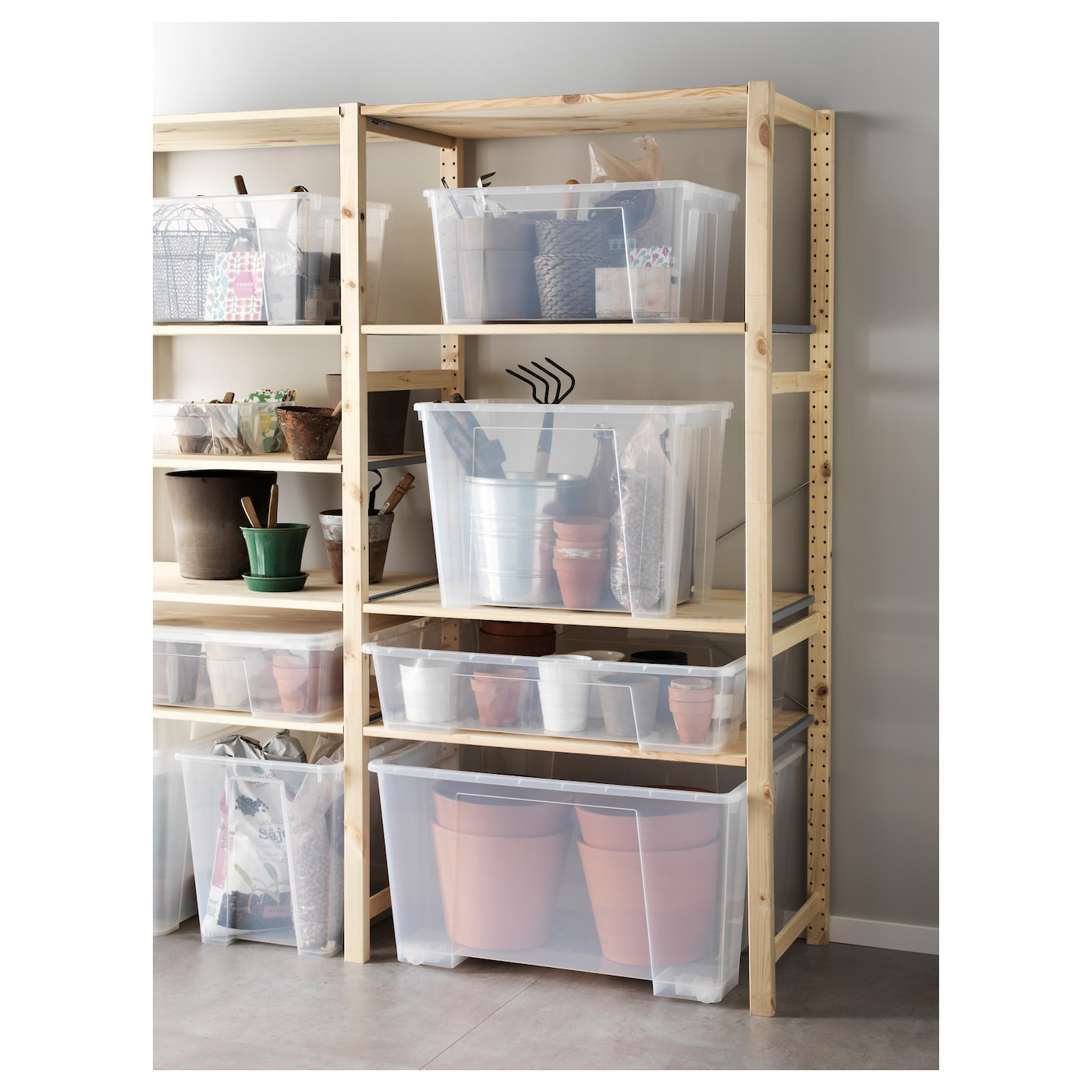 mounted brackets piece in knape vogt white w box shadow d wt shelves decorative p shelf kit x wall