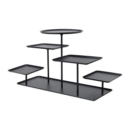 Sammanhang Display Stand Black Ikea