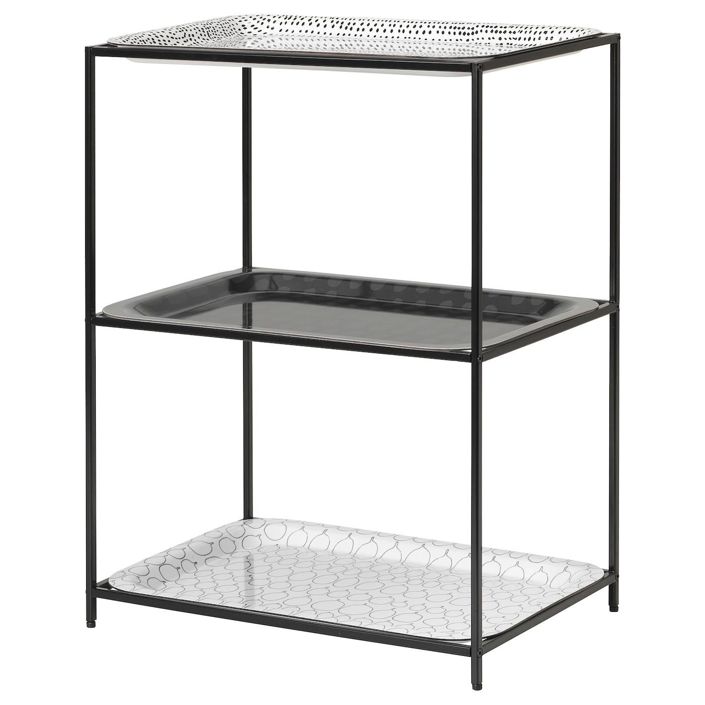Ikea Sammanhang Tray Stand With Trays