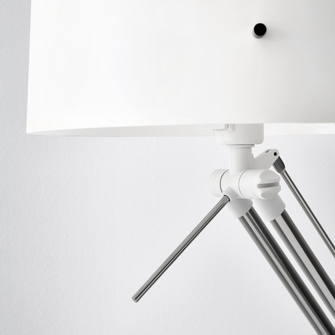 Ikea SAMTID Floorreading lamp