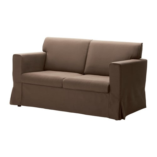 SANDBY Cover two-seat sofa IKEA Easy to keep clean; removable, machine washable cover.