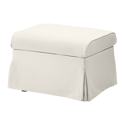 SANDBY Footstool IKEA A seating series with small, neat dimensions; easy to furnish with, even when space is limited.