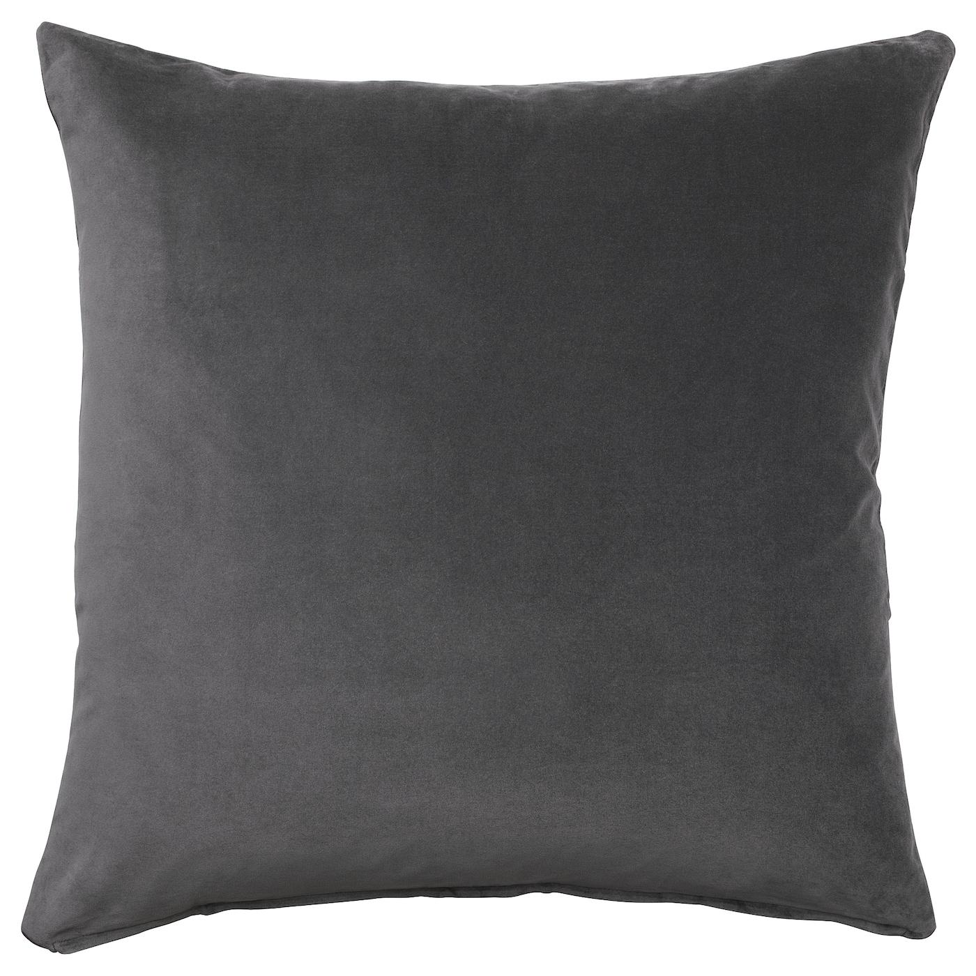 IKEA AINA Cushion cover  Grey  50 x 50 cm  UK-B786