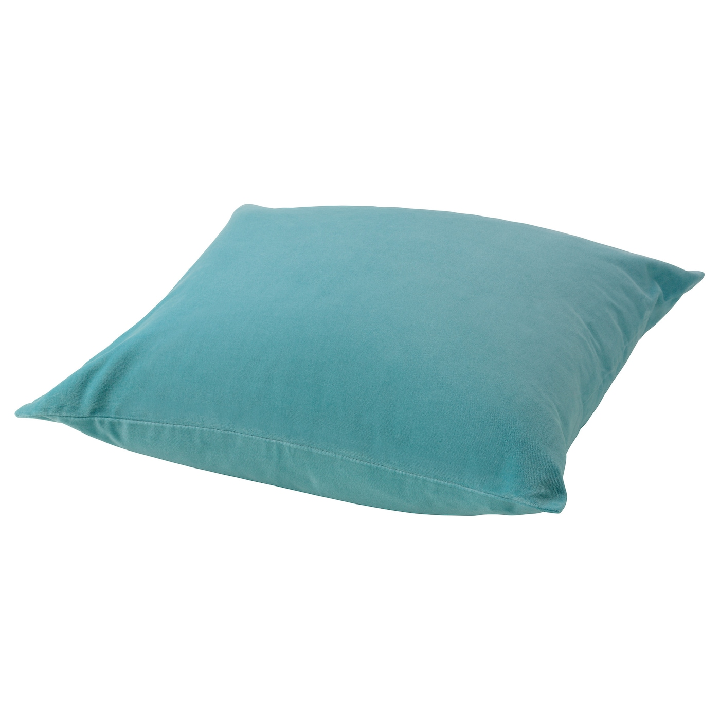 sanela cushion cover light turquoise 50x50 cm ikea. Black Bedroom Furniture Sets. Home Design Ideas